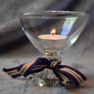 Boopie Sherbet Dish/Candle Holder